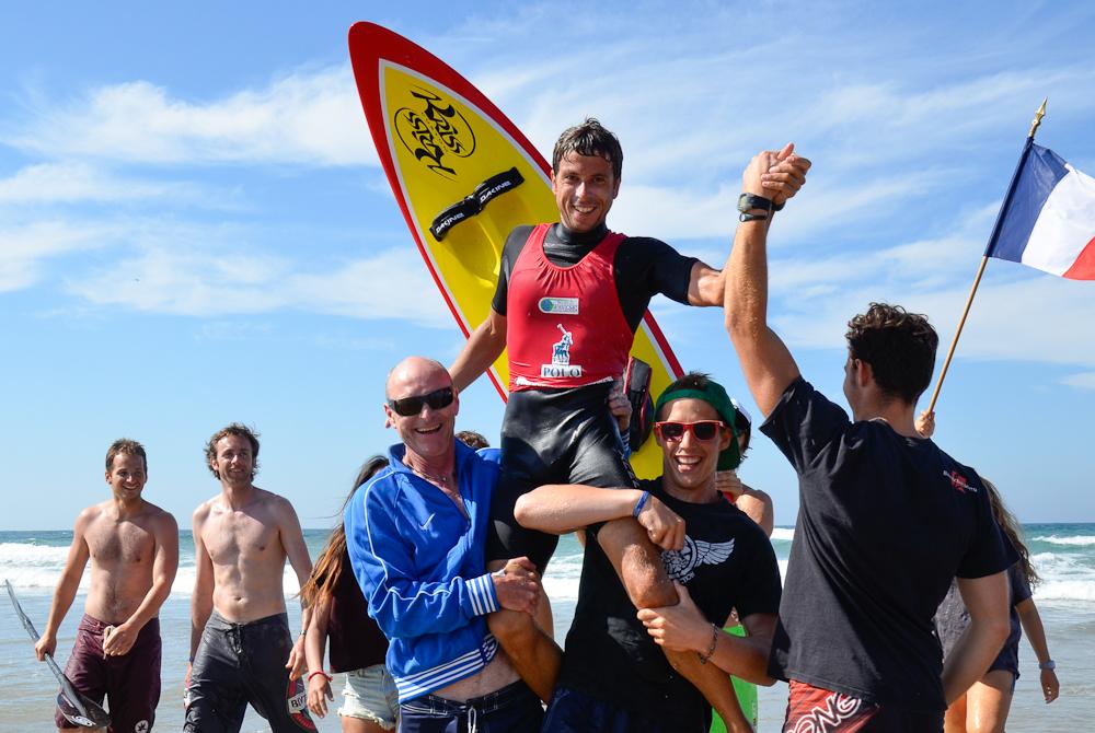 Renan Leloutre champion de monde 2014